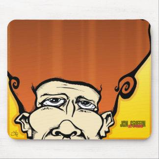 APRIL12, Jon Griffin, Art & Design Mouse Pad