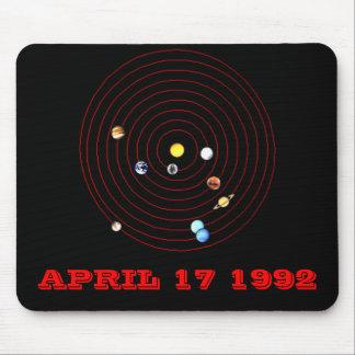 APRIL 17 1992 MOUSE MAT