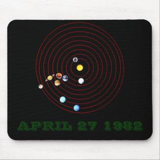 APRIL 27 1982 MOUSE PAD
