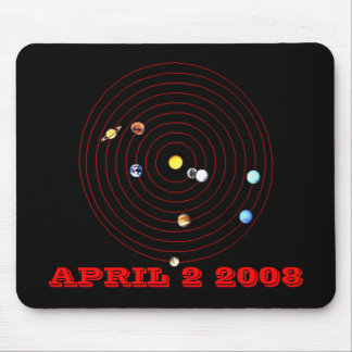 April 2, 2008 mouse pad