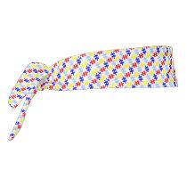 April 2, World Autism Awareness Day Tie Headband
