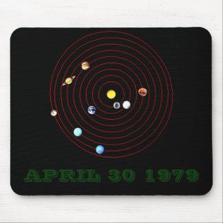 APRIL 30 1979 MOUSE PAD
