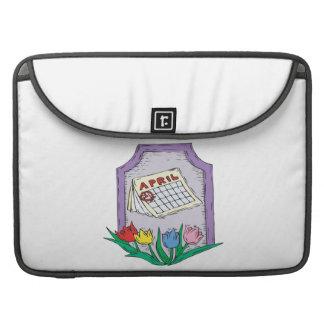 April  3 MacBook pro sleeve