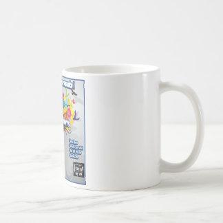 April - April Showers Coffee Mug