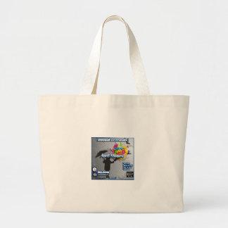 April - April Showers Tote Bags
