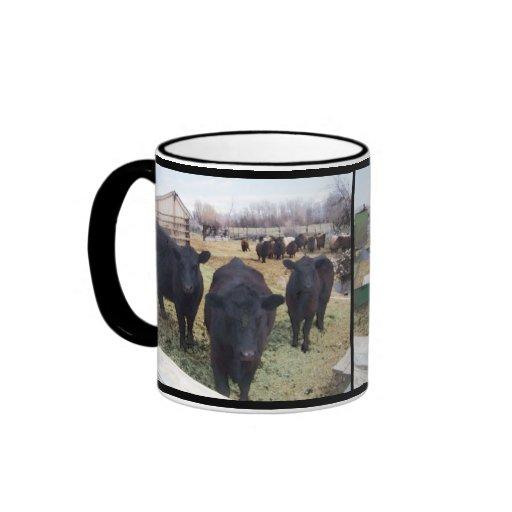 April Cattle Ringer Coffee Mug