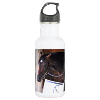 April Color by Majestic Warrior 18oz Water Bottle