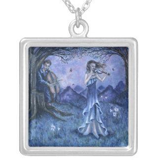 April Duet, necklace
