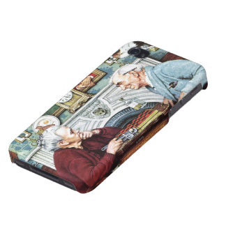 April Fool, 1943 Case For iPhone 4