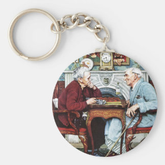 April Fool, 1943 Key Chains