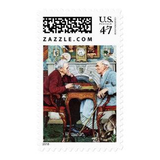 April Fool, 1943 Stamp