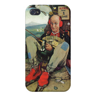 April Fool, 1945 Case For iPhone 4