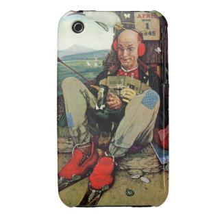 April Fool, 1945 iPhone 3 Case-Mate Case