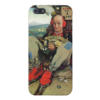April Fool, 1945 iPhone SE/5/5s Cover