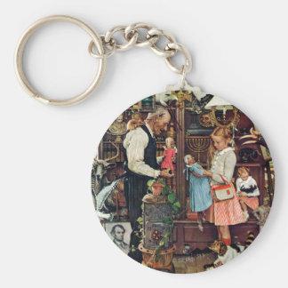 April Fool, 1948 Keychain
