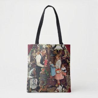 April Fool, 1948 Tote Bag
