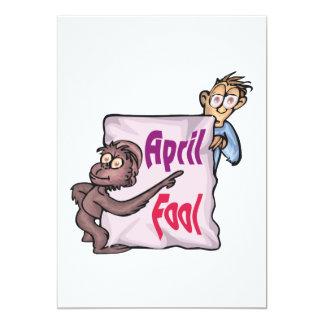 April Fool Card