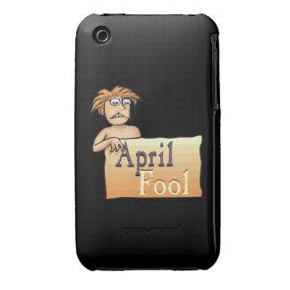 April Fool Case-Mate iPhone 3 Case