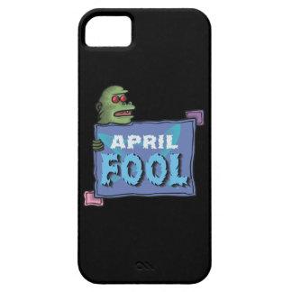April Fool iPhone SE/5/5s Case