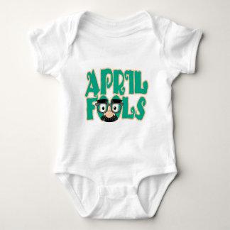 April Fools Baby Bodysuit
