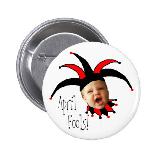 April Fools Button