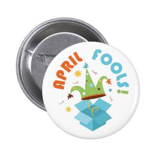 April Fools Button