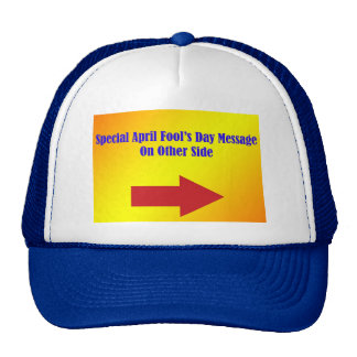 April Fool's Day Hat