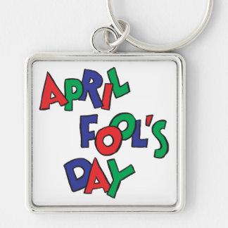 April Fools Day Key Chains