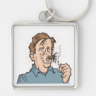 April Fools Day Keychain