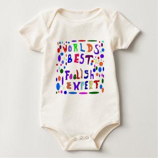 April Fools Expert Baby Bodysuit