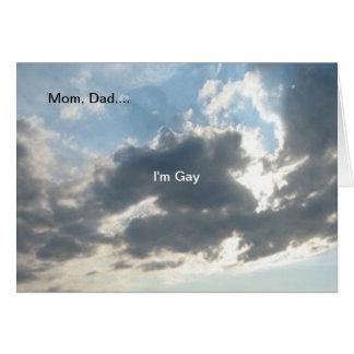 April Fools Joke - I m Gay Greeting Cards