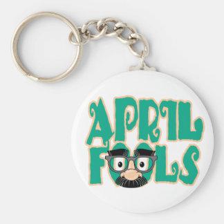 April Fools Keychain