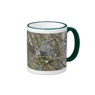 April Hummingbirds Mug