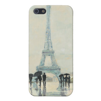April in Paris Case For iPhone SE/5/5s
