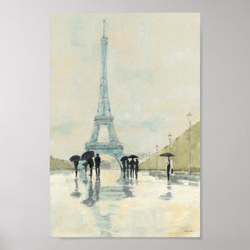 April in Paris Posters