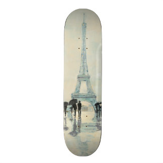 April in Paris Skate Board