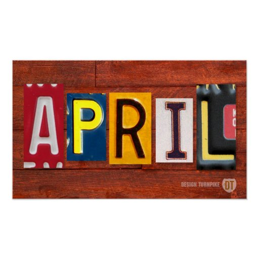 April License Plate Lettering Name Sign Poster  Zazzle. Southerland Global Services Assp Spam Filter. How To Buy Cars From Insurance Companies. Small Business Income Statement. Child Advocacy Houston Umuc Withdrawal Policy. Wineries Northern Virginia Birth Control Tips. Remove Money From 401k Treatment For Psorisis. How To Create A Company Email Address. Comprehensive General Liability Policy