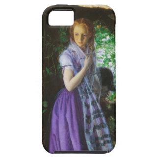 April Love by Arthur Hughes iPhone SE/5/5s Case