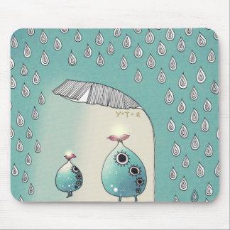 April Shower 2012 Mouse Pad