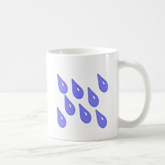 April Showers Apron Coffee Mug
