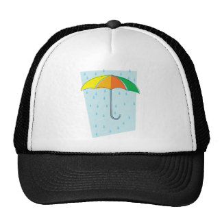 April Showers Brolly Trucker Hat