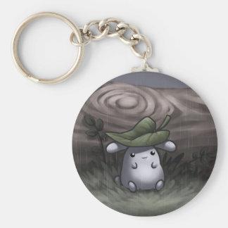 April Showers Keychain
