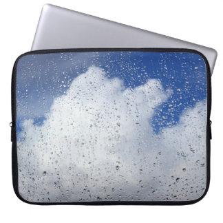 April Showers Laptop Computer Sleeve