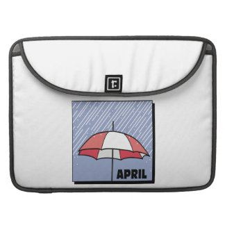 April Showers MacBook Pro Sleeve