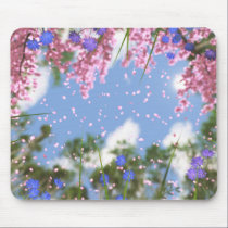 April Showers Mousepad