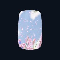 April Showers Nails Minx Nail Art