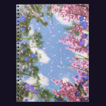 April Showers Notebook