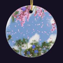 April Showers Ornament