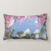 April Showers Pillow