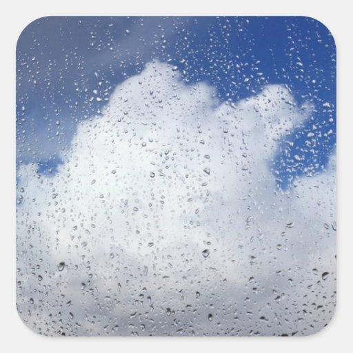 April Showers Sticker